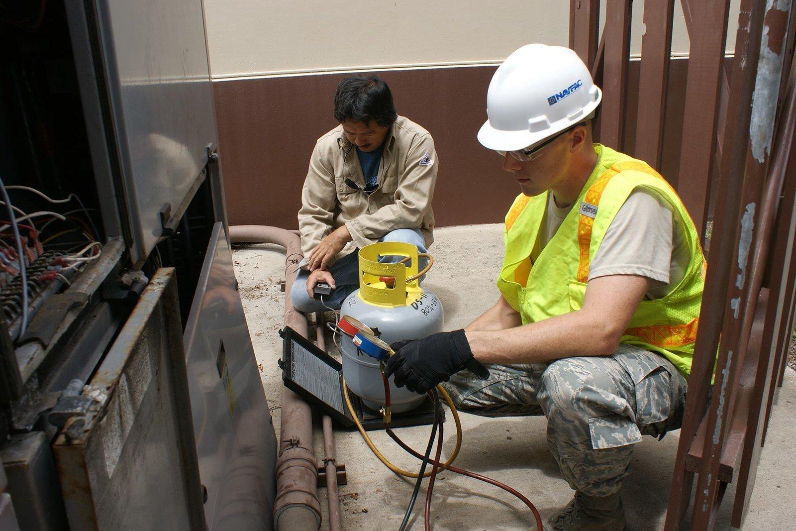 HVAC jobs salaries