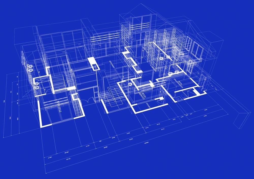 Architectural design blueprint simple blueprint architecture with architectural design blueprint simple blueprint in architectural design blueprint malvernweather Images
