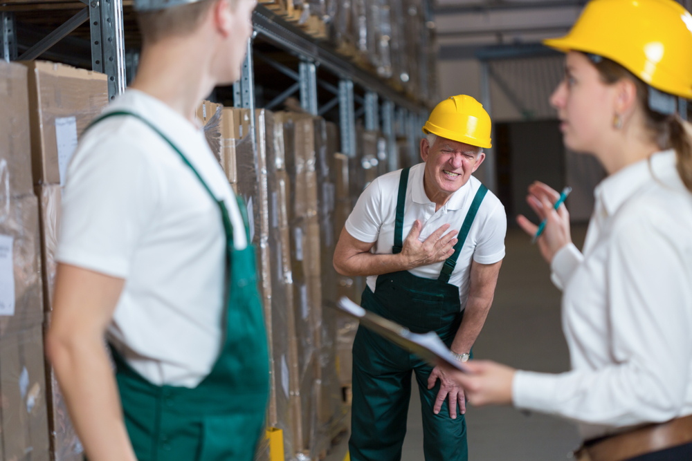 occupational health and safety career