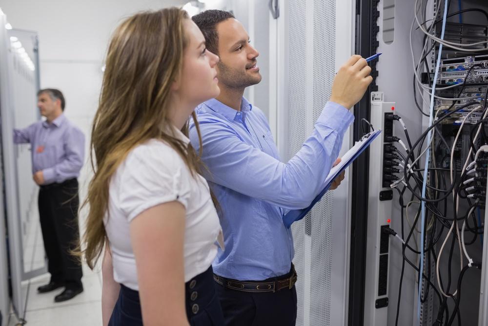 computer networking program