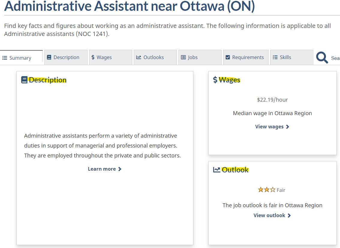 business administration diploma job options