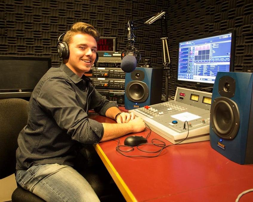 radio/TV broadcasting colleges