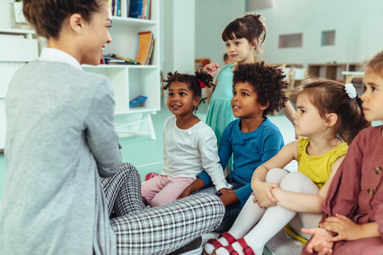 l'éducation à la petite enfance
