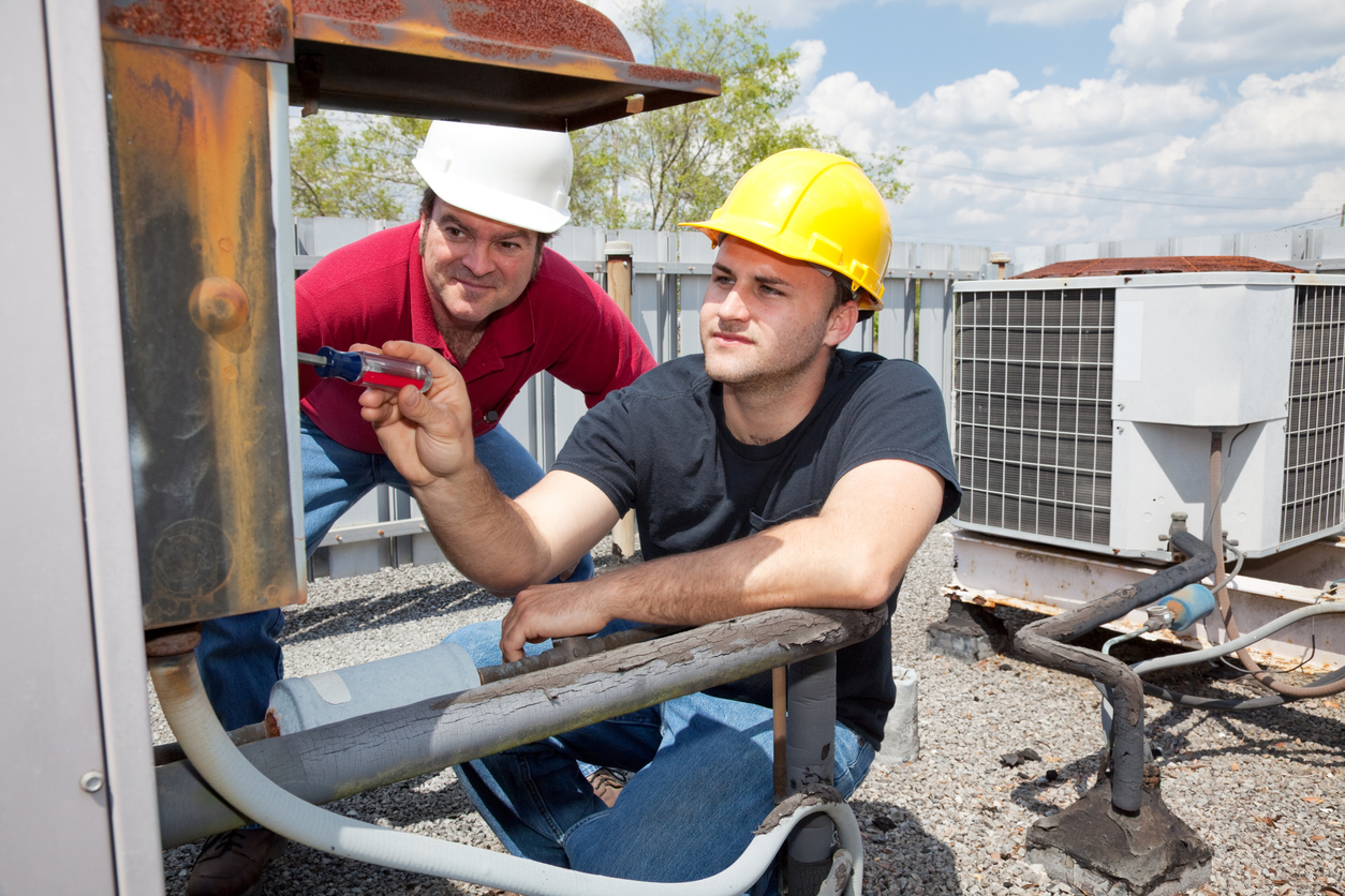 HVAC apprenticeship training