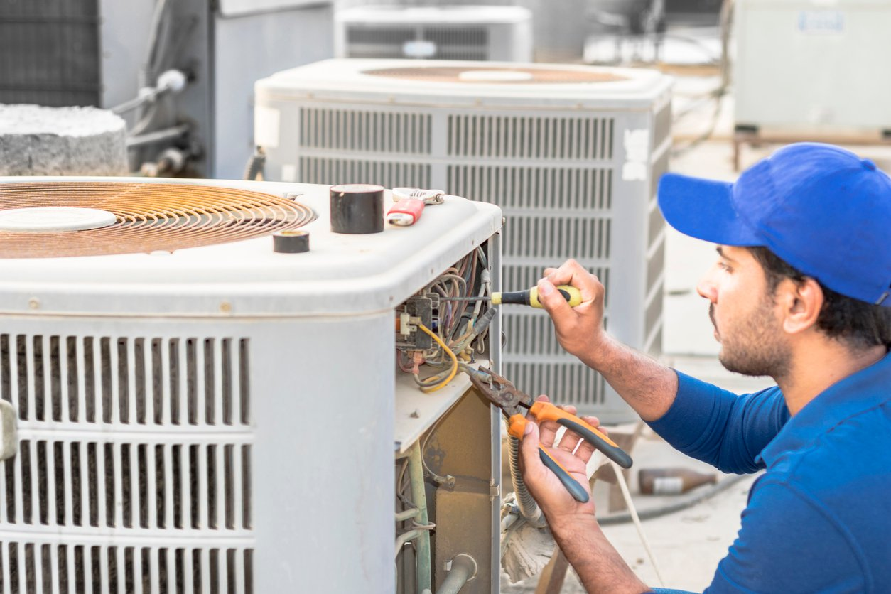 HVAC gas technician program