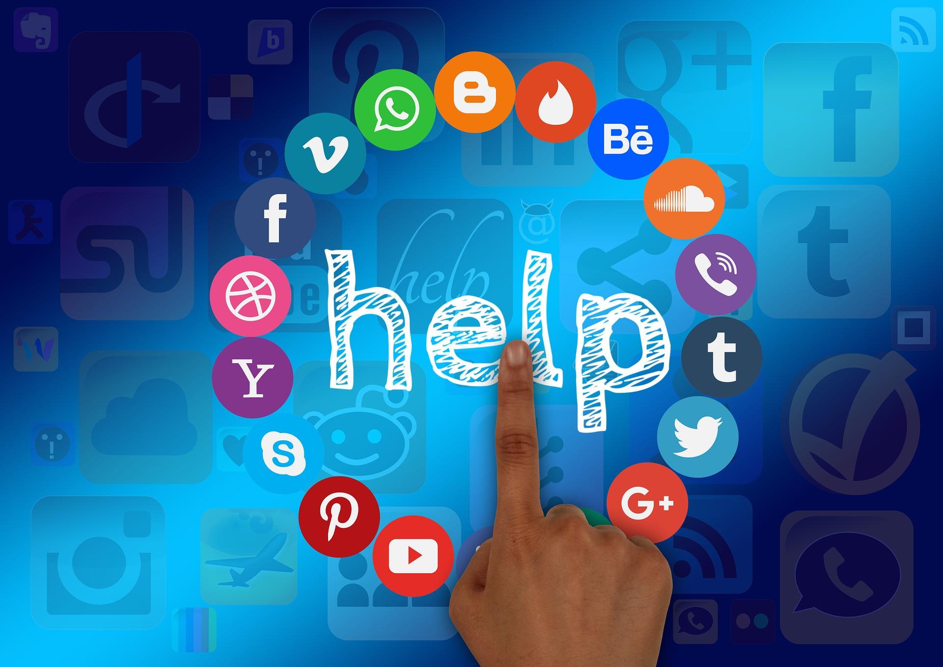 online social media training