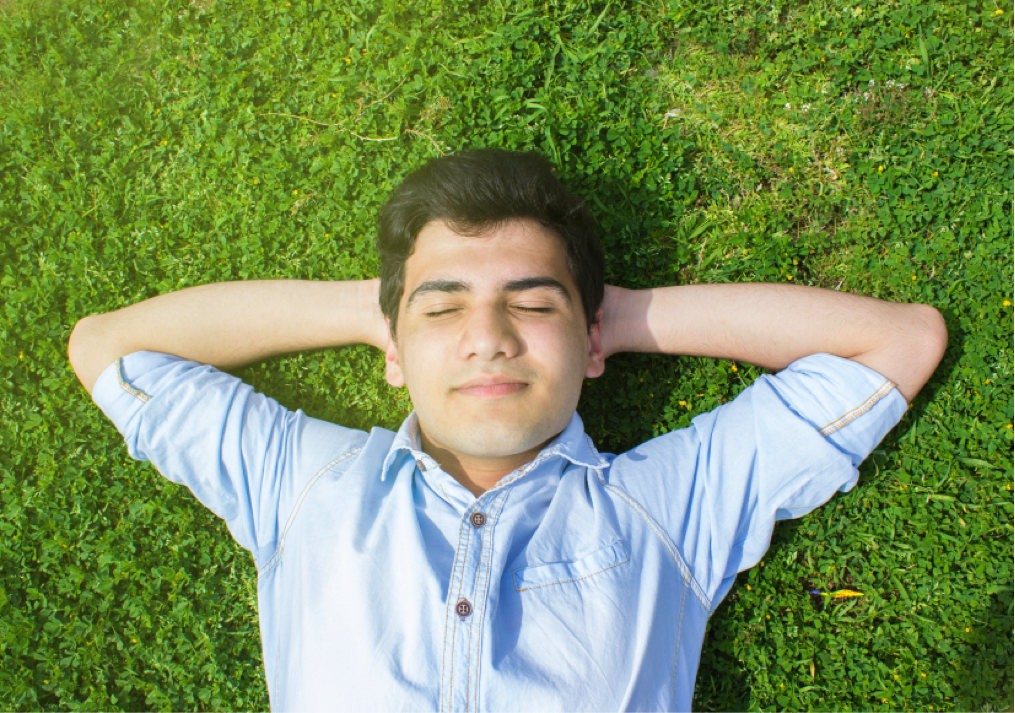 The College Student's Guide to Self-Care and Stress Reduction