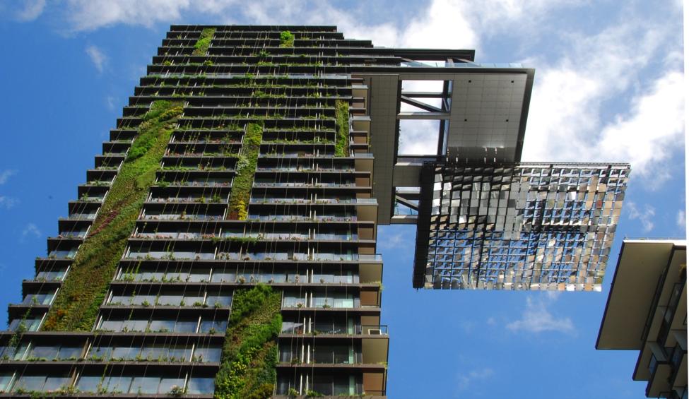 Les nouvelles tendances en architecture durable
