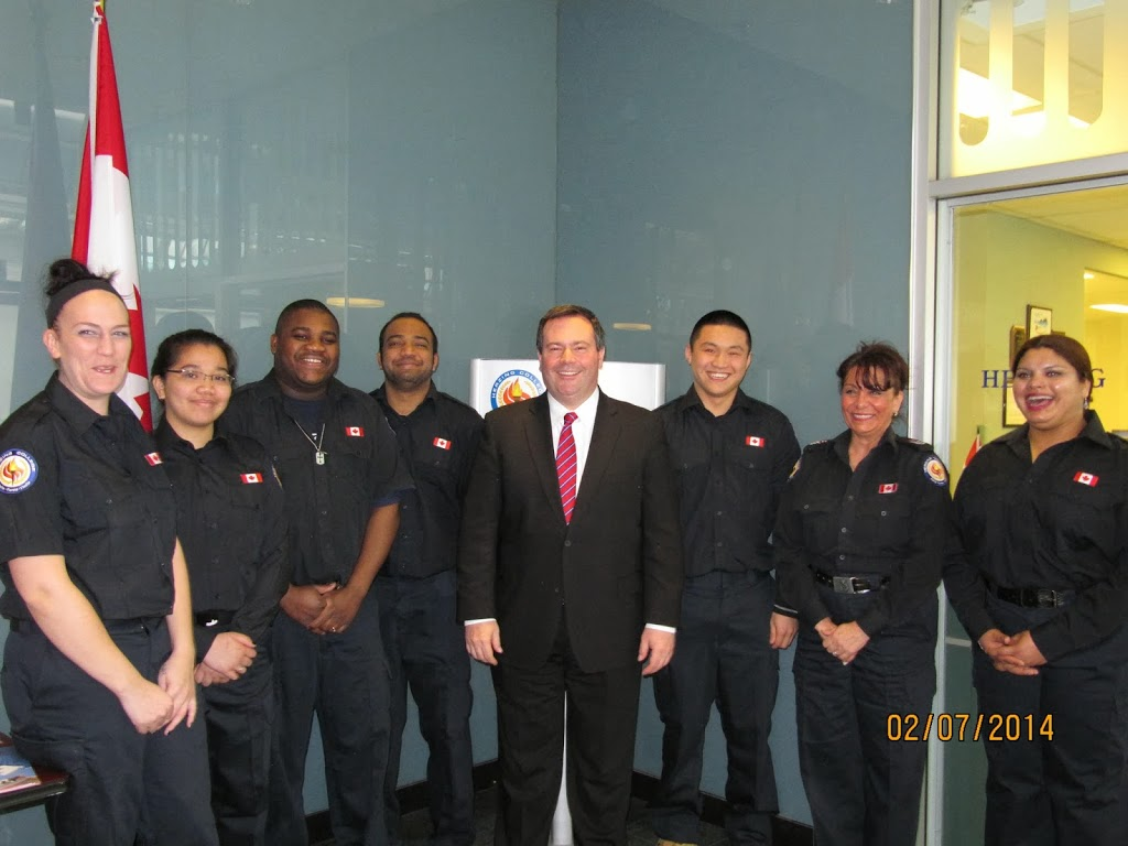 The Honourable Jason Kenney Announces Funding That Will Help Internationally Trained Workers