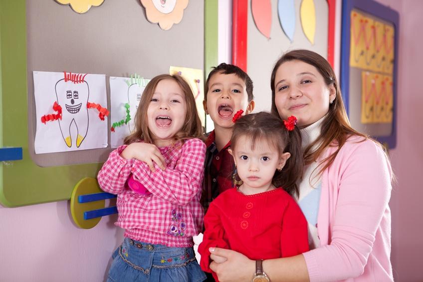 Cinq raisons pour devenir éducatrice/éducateur à la petite enfance