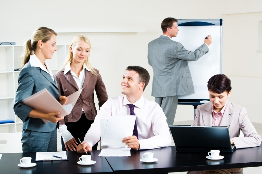 Create a Positive & Productive Work Place with Business Management Training