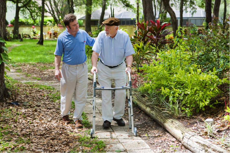 A Day in the Life of a Community Gerontology Aide
