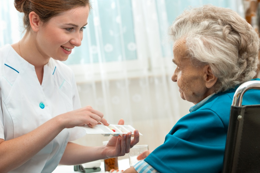 Providing Medication Assistance: A How-to for Students in Health Care Aide Training