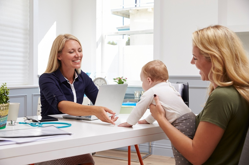 Love Working with Children? Consider Pediatrics after Medical Office Assistant Training