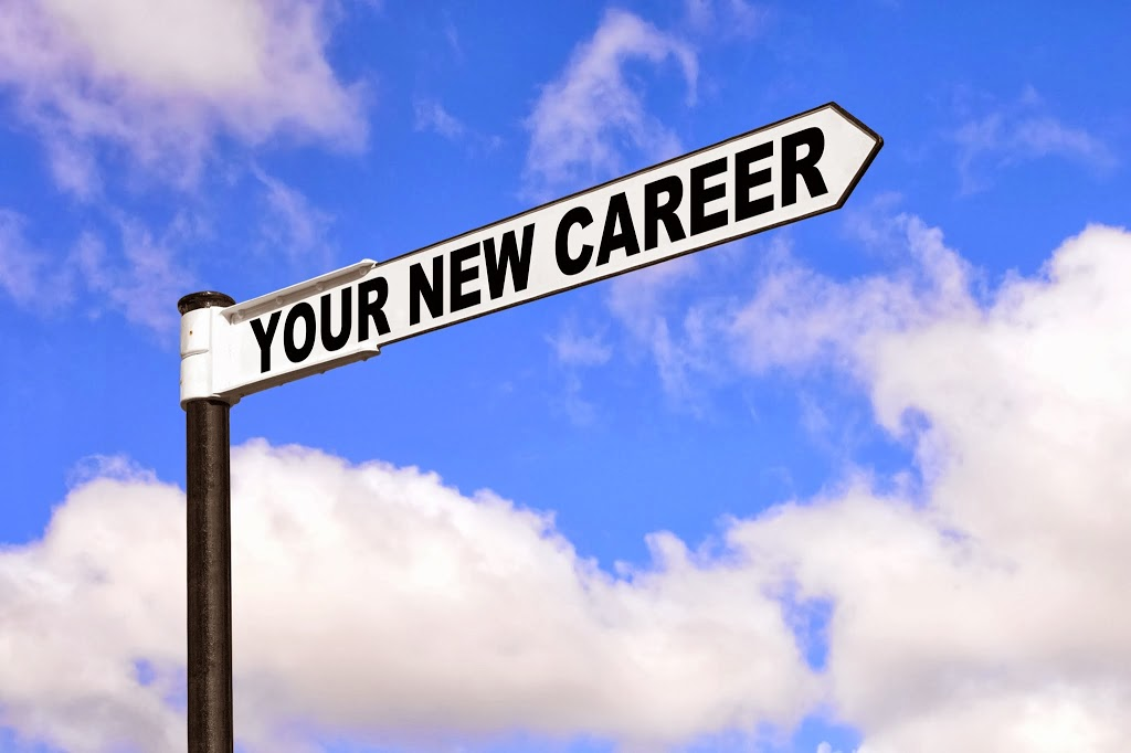 Taking the Next Step - a Second Career