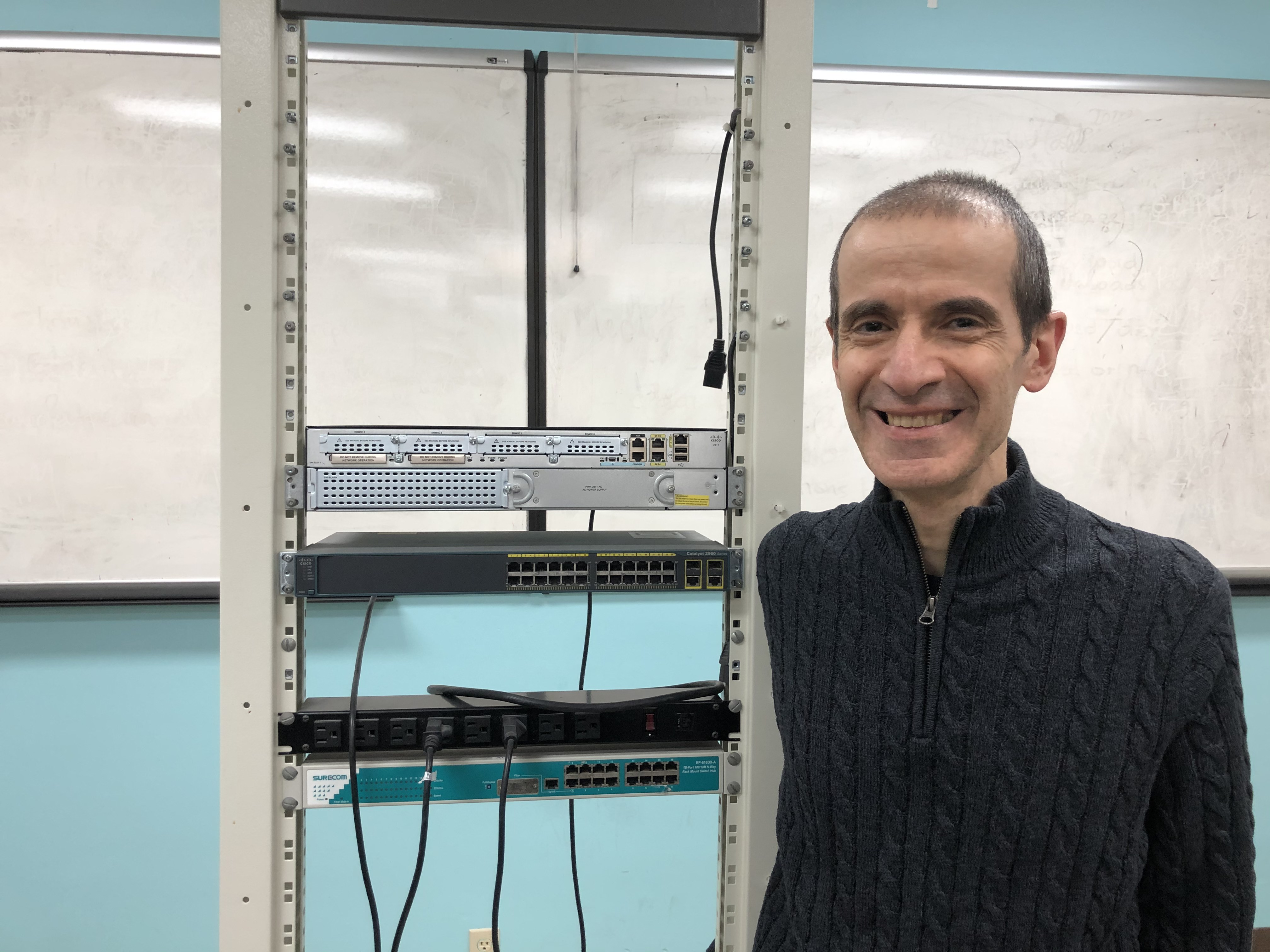 Computer Networking Training: Meet the Instructor & Tour Our Program