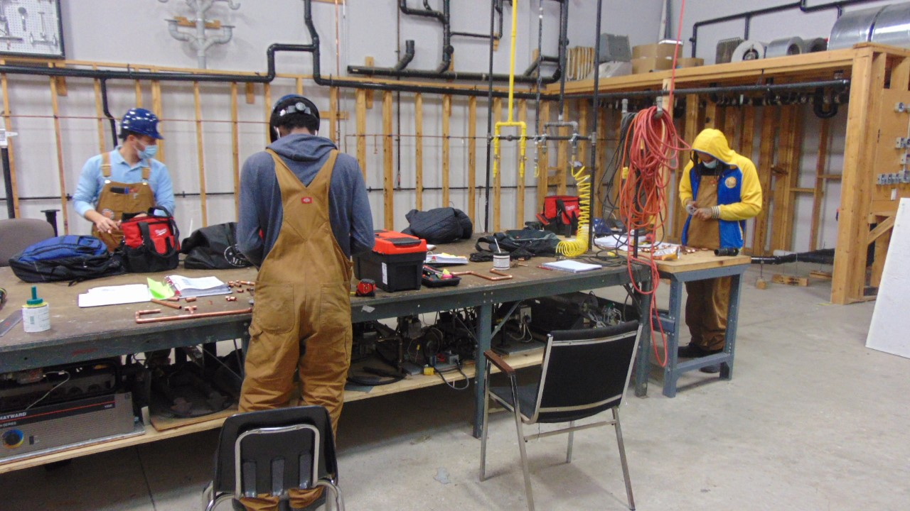 online skilled trades training Toronto Cambridge