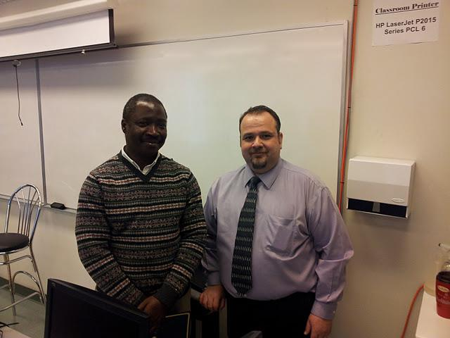 What's it Like to Study Medical Office Administration at Herzing? Meet the Instructor, Ayo Adetoro