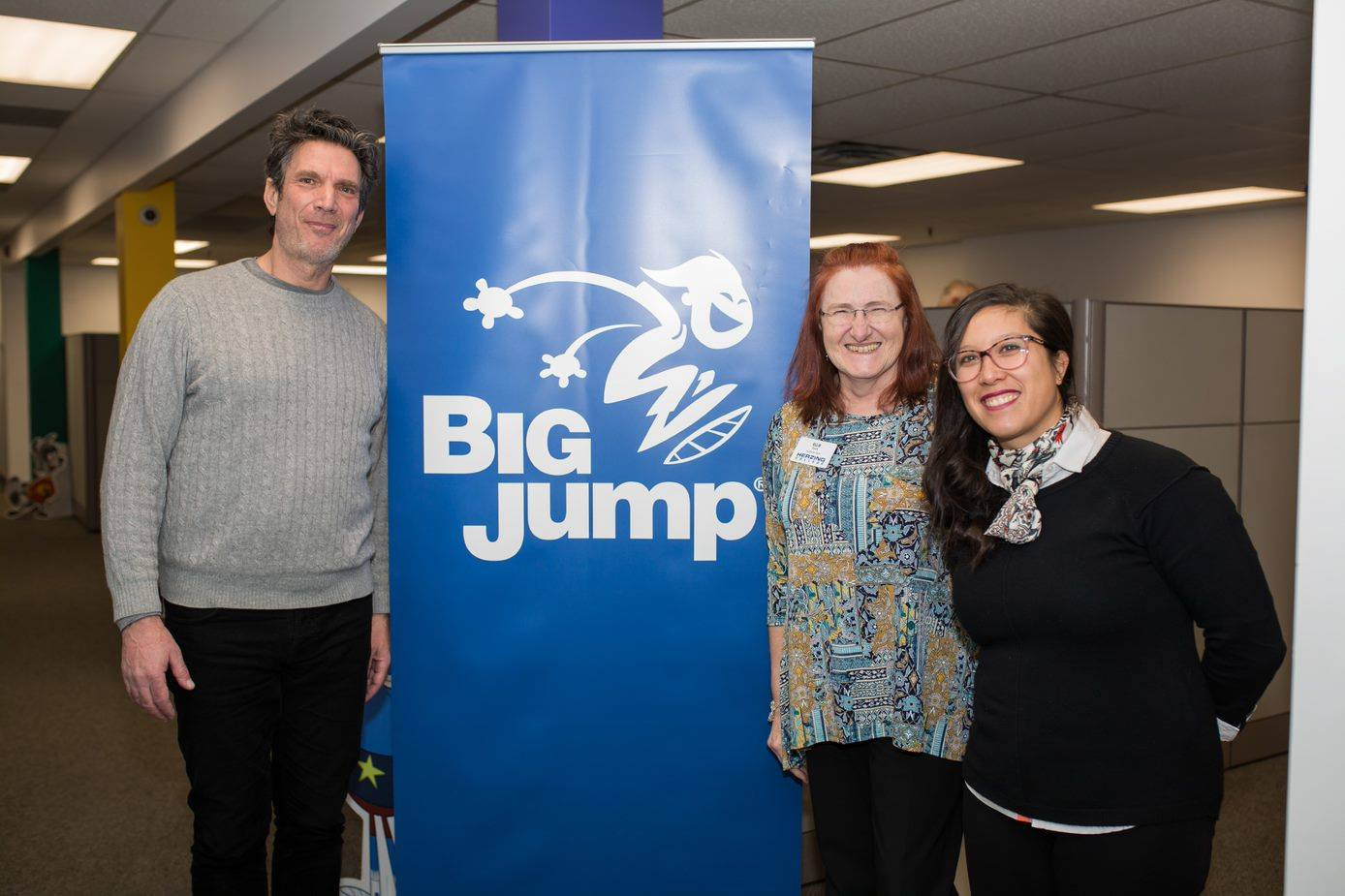 Herzing Partners with Big Jump: Animation Students Get Studio Experience & Job Opportunities