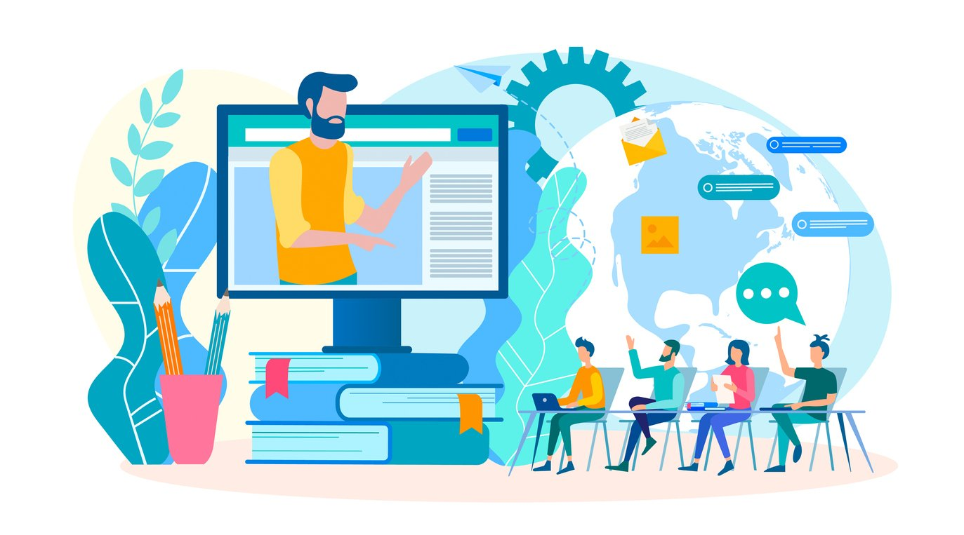 online corporate training skills goals