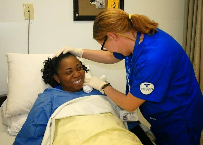 health care aide certificate course