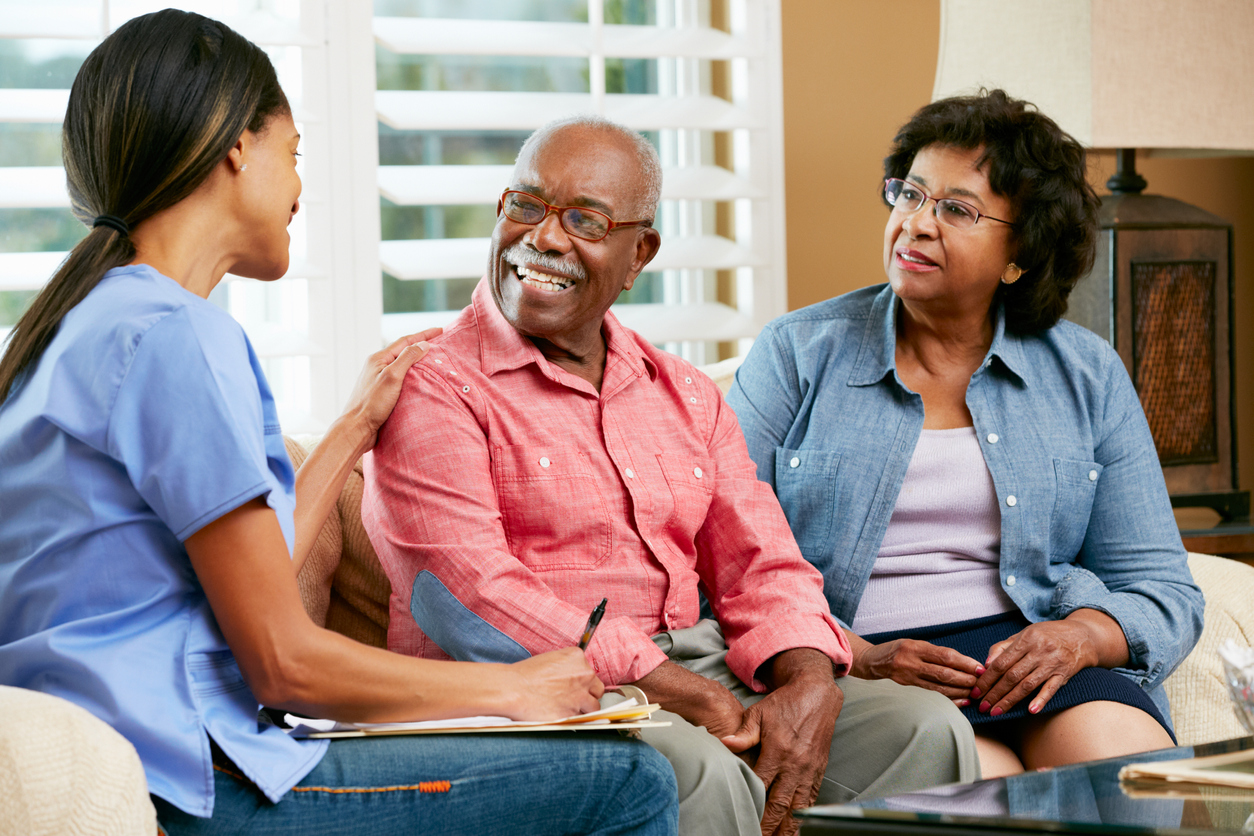 community support worker versus health care aide