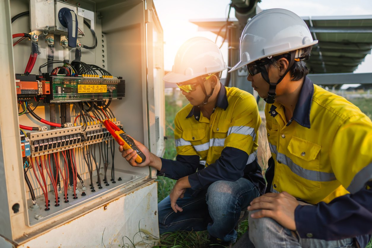 Electrician versus HVAC