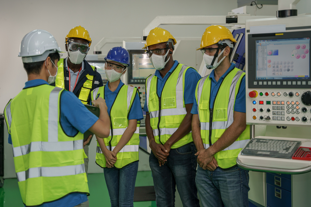 health and safety officer training what to expect