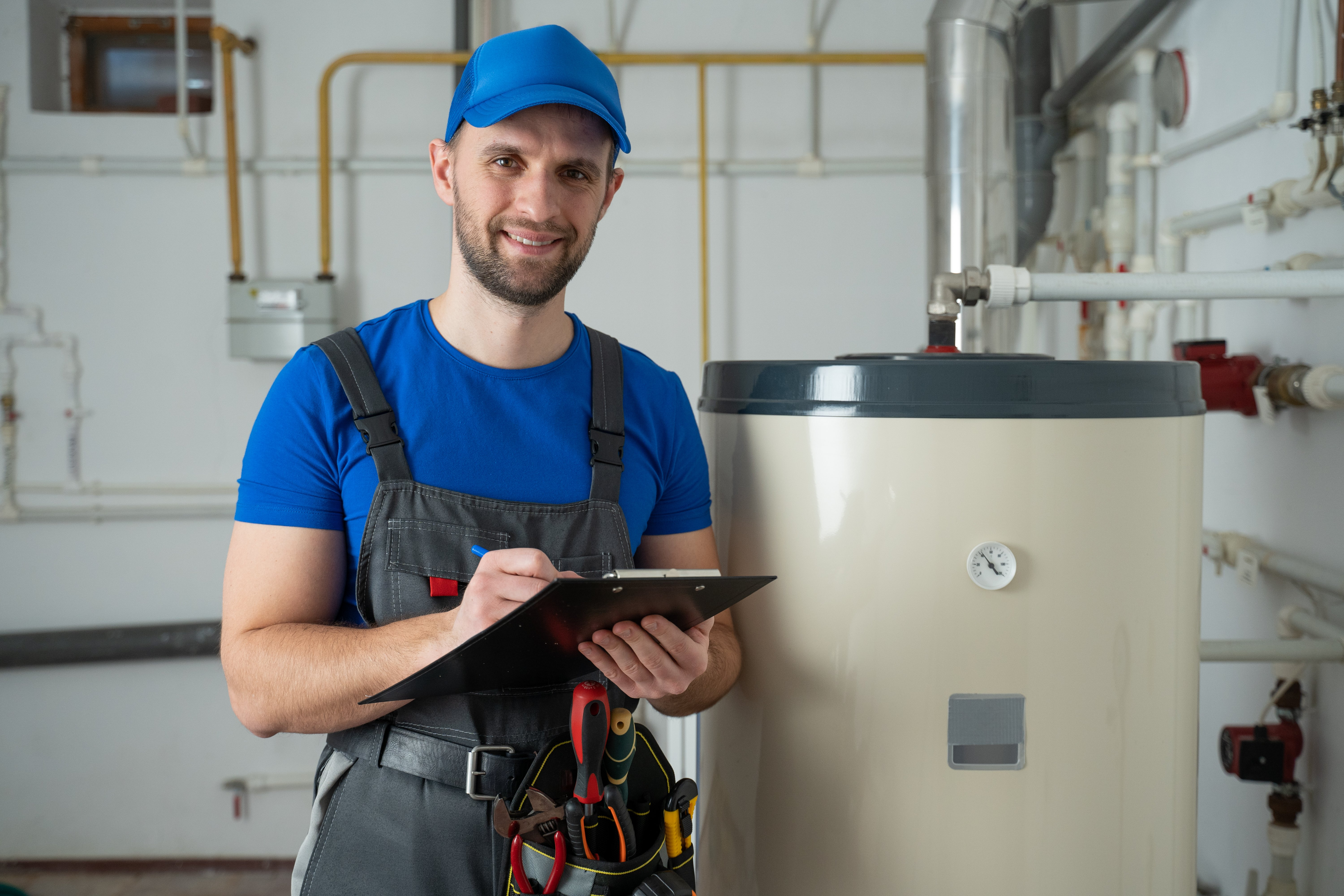 gas fitter careers
