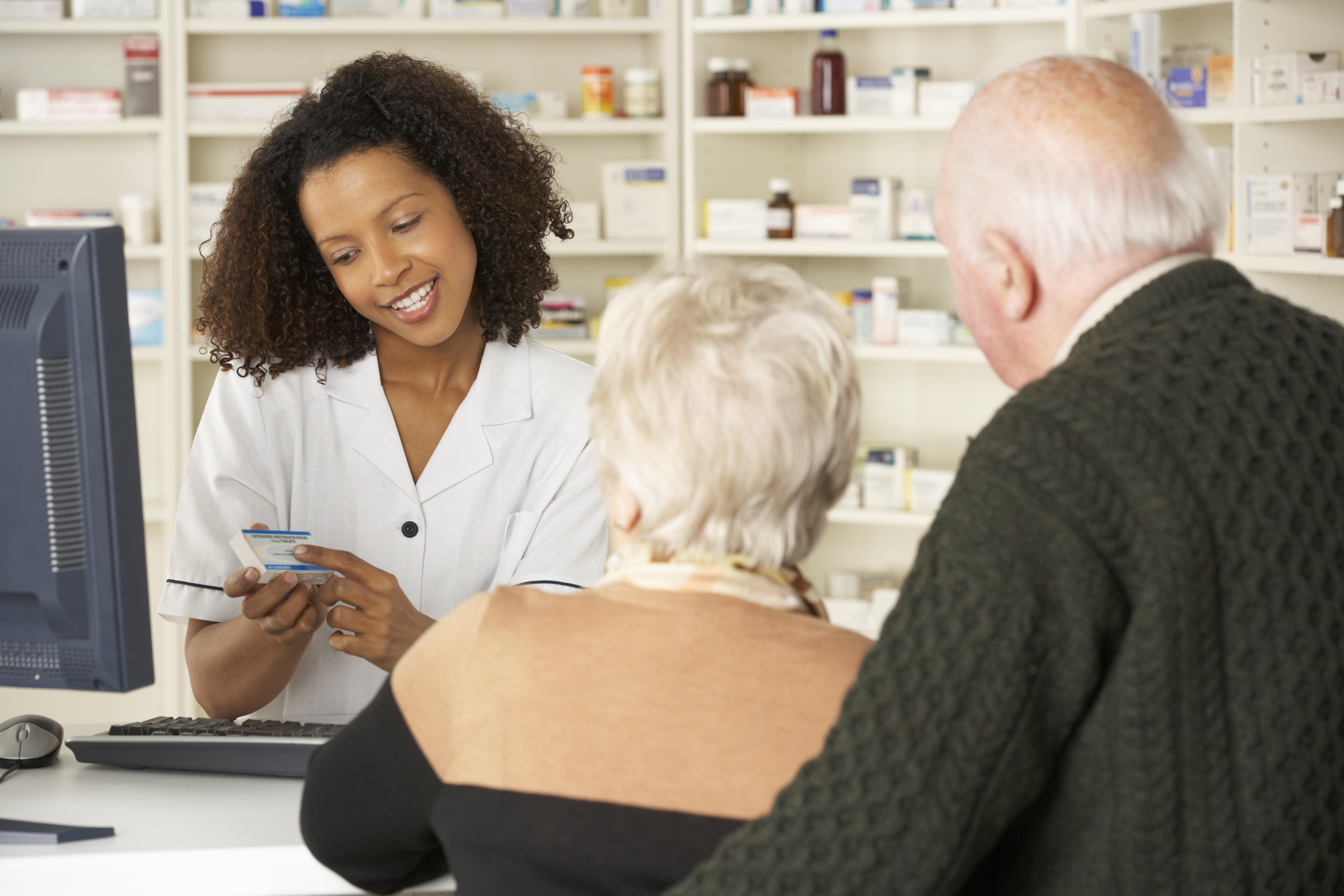 pharmacy assistant skills