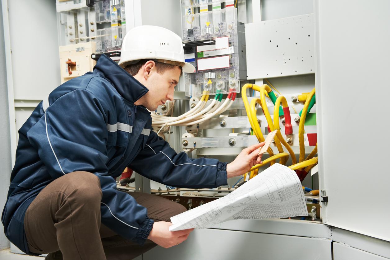 electrician salaries in Ontario