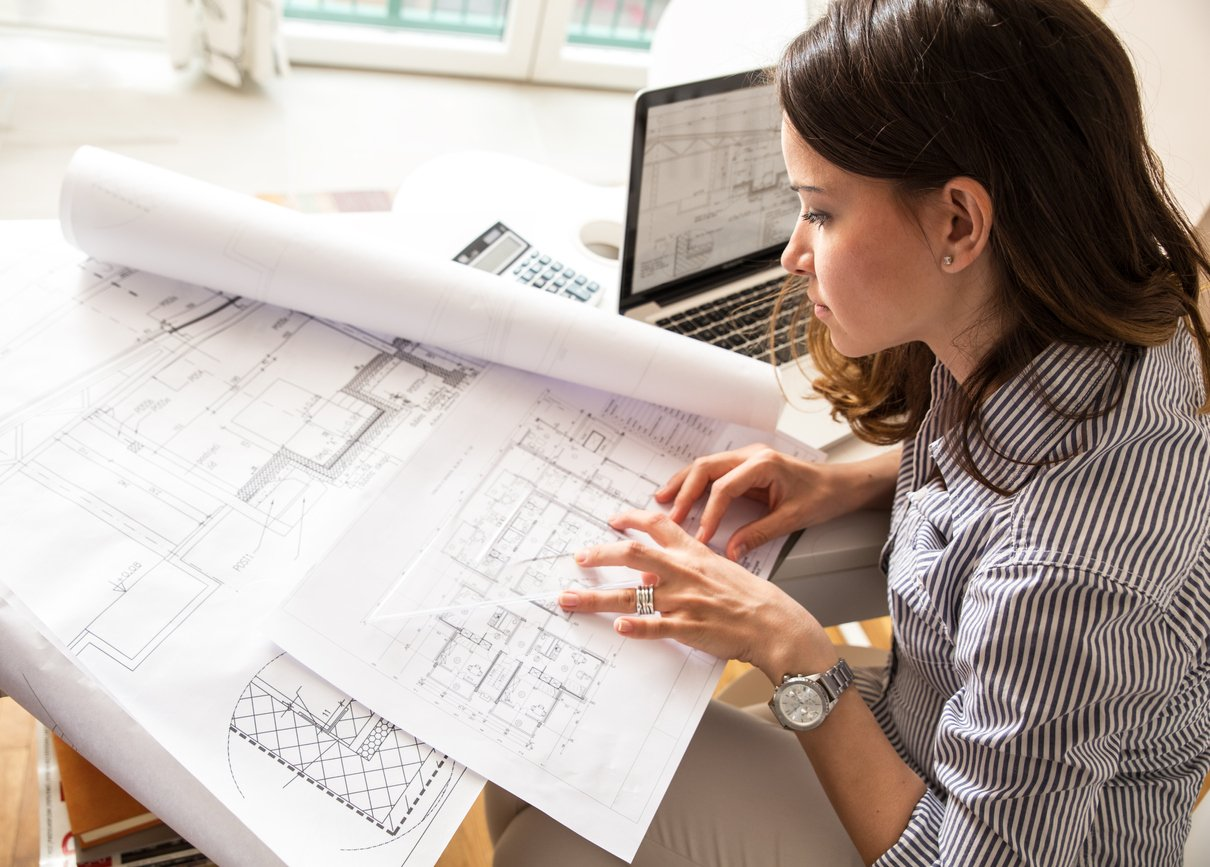 become an architectural drafter