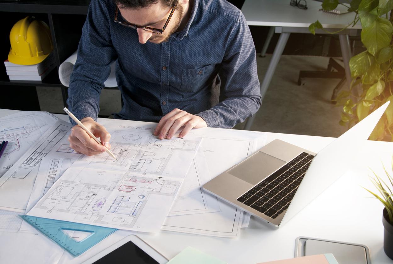 CAD program for architecture building design